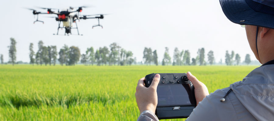 Fly the Farm – Delivering Drone solutions for Australian Agriculture